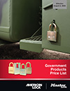 Government Catalog and Price List