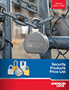 American Lock Commercial Price List