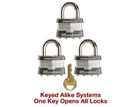 Keying Terms Master Lock