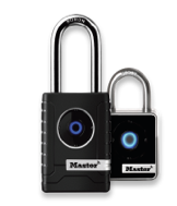 Candados Bluetooth Master Lock.
