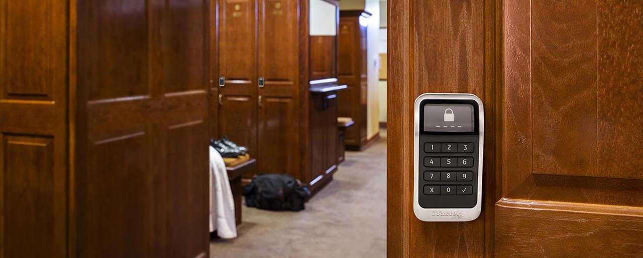 Cerradura electrónica para casillero