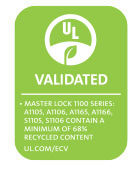 Logotipo de 1100 Series UL Environment