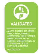 S6835 Series UL Environment logo