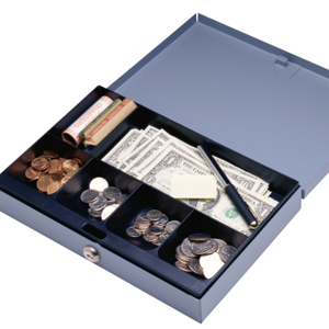 Cash Handling & Document Storage