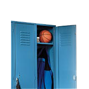 School, Employee & Athletic Lockers