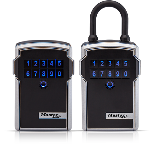 Bluetooth Lock Boxes