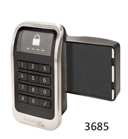 85d9e2e316e3 Electronic Locker Locks | Master Lock