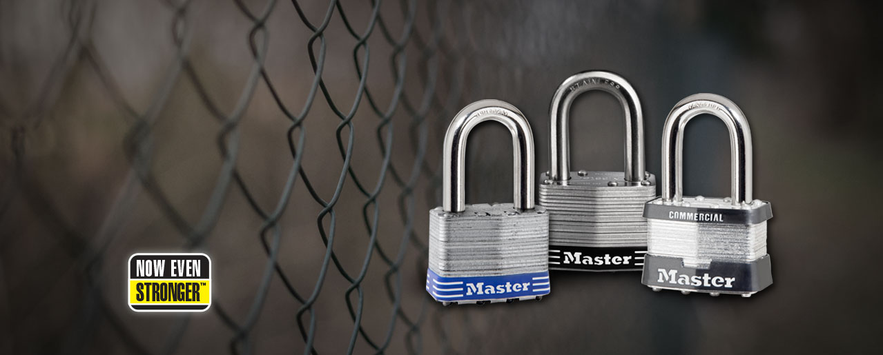 Durable Padlocks