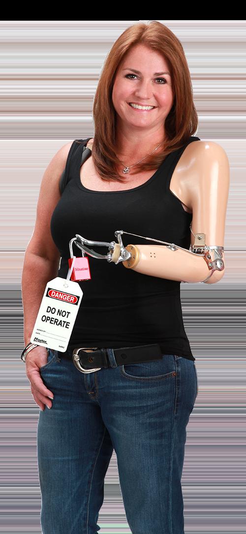 Kina Hart Workplace Safety Advocate Master Lock