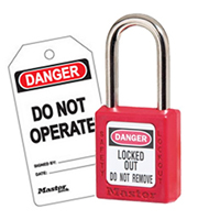 Lockout Tagout Master Lock
