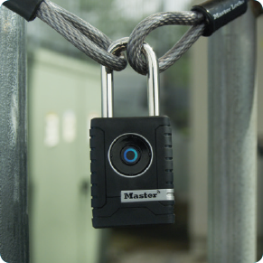 Bluetooth Outdoor Padlock