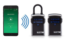 Featured Products: Bluetooth Lock Boxes