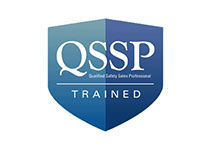 Qualified Safety Sales Professional (QSSP) Trained