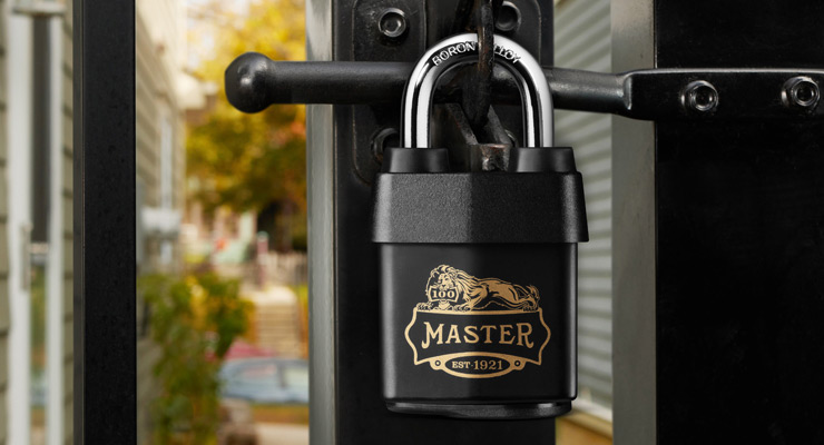 Master Lock limited edition 1921D padlock