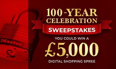 Concours de célébration des 100 ans de Master Lock