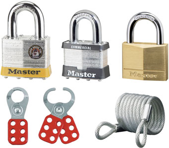 Innovation continues in padlocks and focuses on adjacent categories