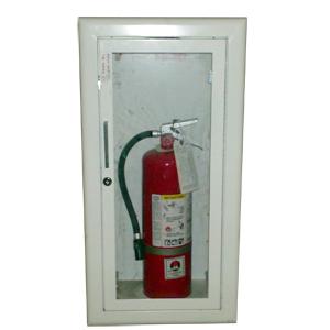 Gehäuse und Schränke für Feuerschutzgeräte