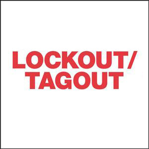 Safety Lockout/Tagout