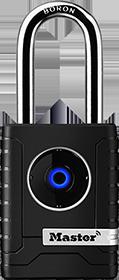 Candado Bluetooth® exterior