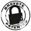 Logo breveté