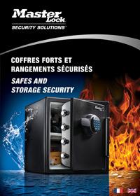 Safes und sichere Aufbewahrung