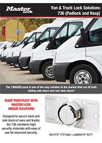 Van & Truck Lock Solutions