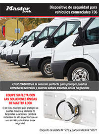 Dispositivo de Seguridad para vehículos comerciales