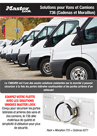 Solutions pour Vans et Camions