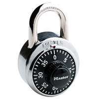 Portable Combination Padlocks