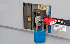 Safety Solutions: Electrical lockouts