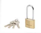 Hangsloten met sleutels