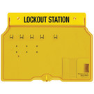 Wall-Mount Lockout Stations