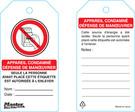 Etichette e cartelli