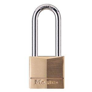 Master Lock 140EURDLH Cadenas en laiton anse longue 40 mm