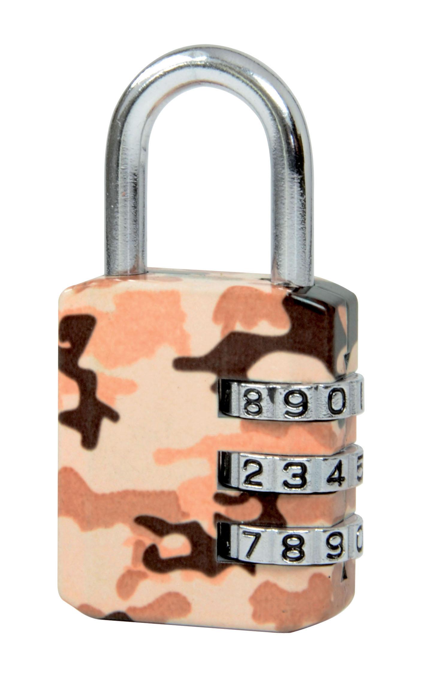 Surréaliste Modèle N° 1509EURDCAMO | Master Lock TX-95