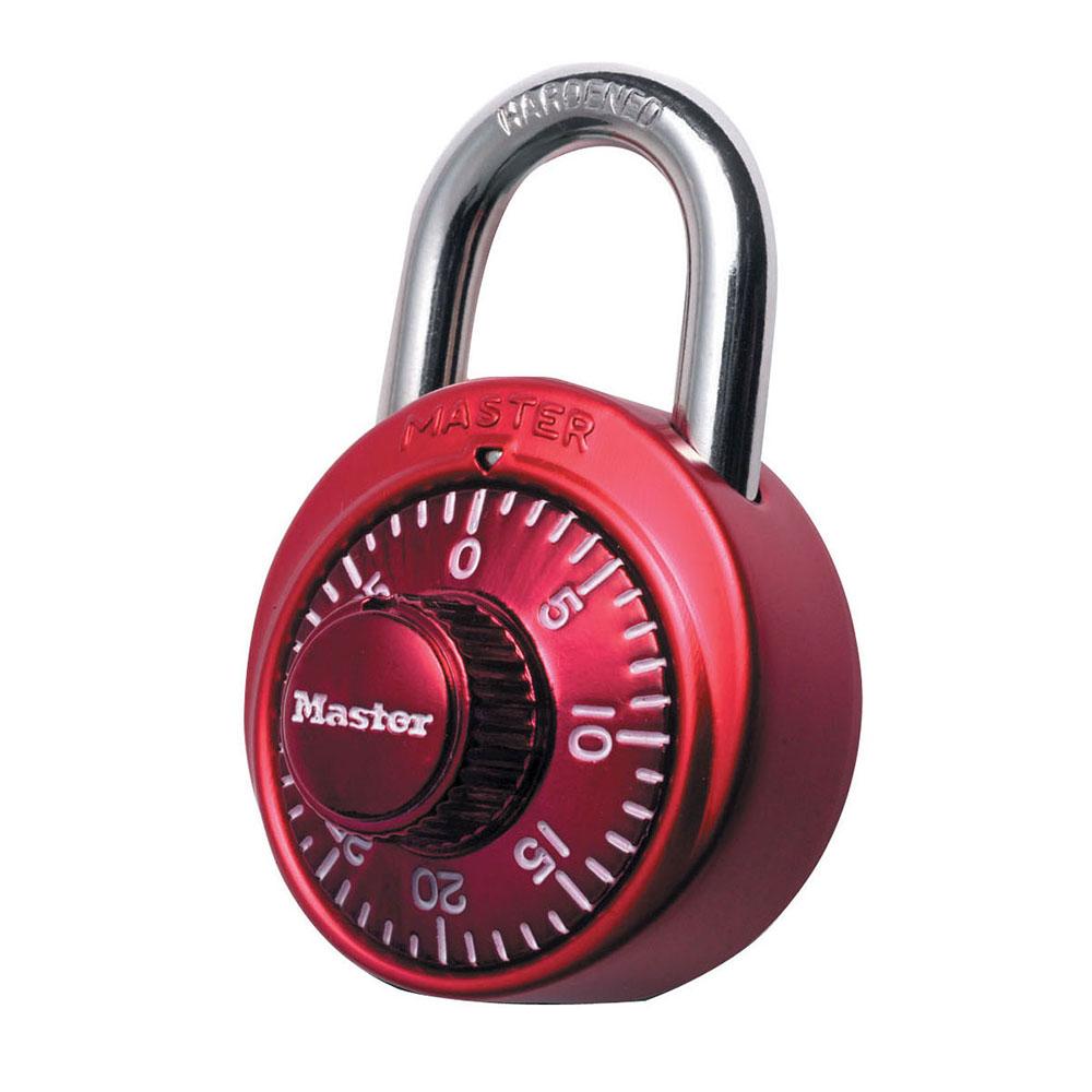 Model No 1527d Master Lock