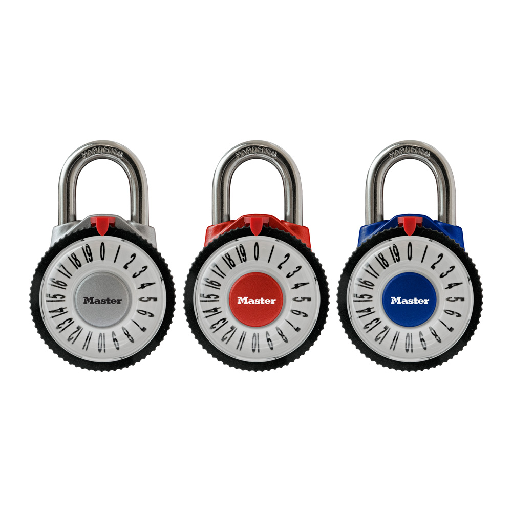 Model No 1588d Master Lock