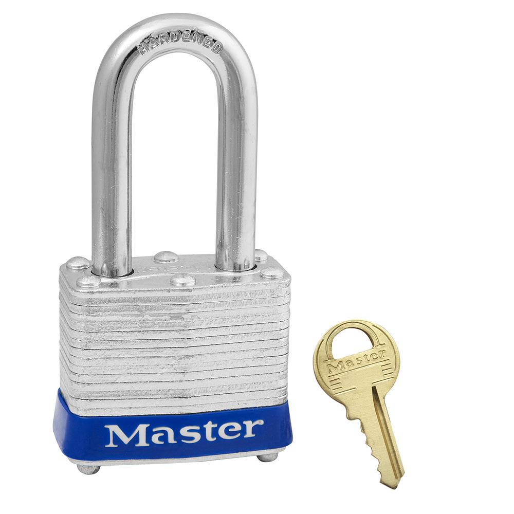 Model No 3kalfblu Padlocks Master Lock