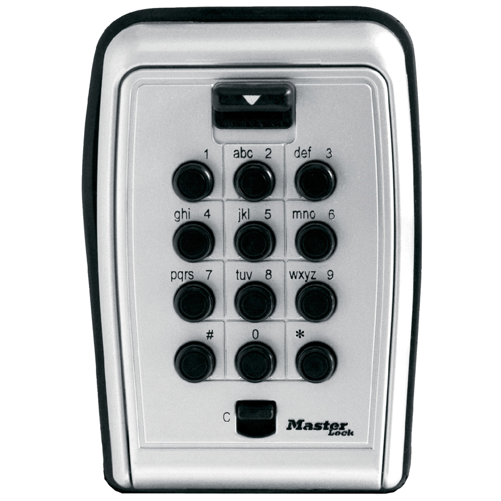 Model No 5423D Master Lock