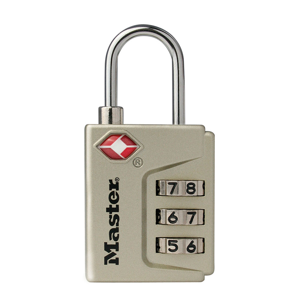 go travel secure lock how to set combination