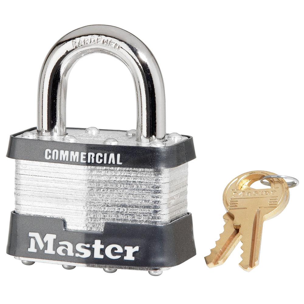Model No 5 Master Lock