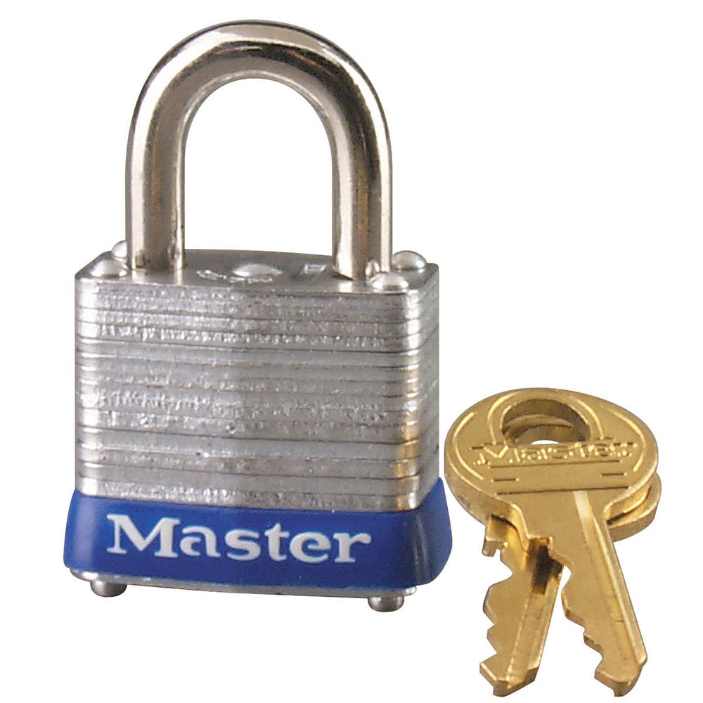 how to know if a padlock is key aliked