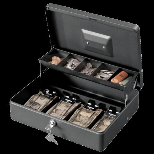 Deluxe Cash Box Dcb 12ml Sentrysafe