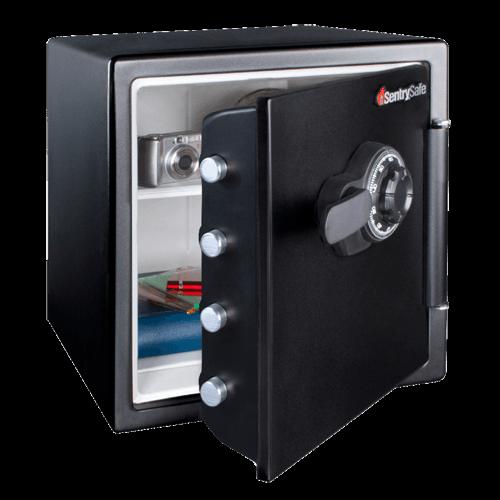 combination fire water safe sfw123cs sentrysafe rh sentrysafe com Sentry 3100 Safe Manual Sliding Doors