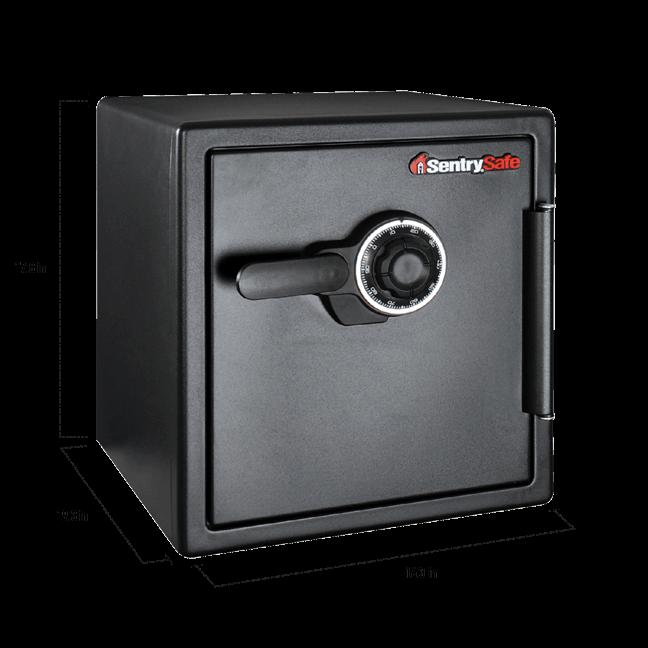 Combination Fire/Water Safe | SFW123CTB | SentrySafe