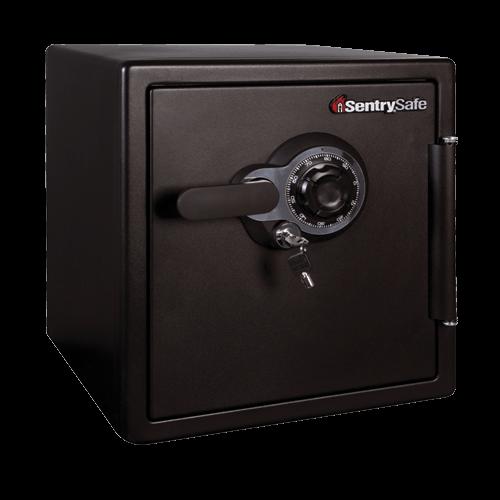 SENTRY SAFE SFW123DEB Commercial Fire Safe,1.23 cu ft