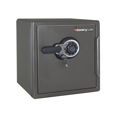 Combination Fire Water Safe Sfw123dsb Sentrysafe