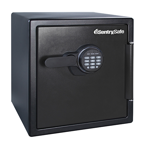 How to reset a sentry v360 safe