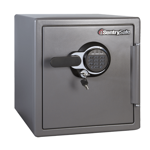 Electronic Fire Safe Home Safety Valuables Lock Boxes Documents Water 1.2 cu.ft.